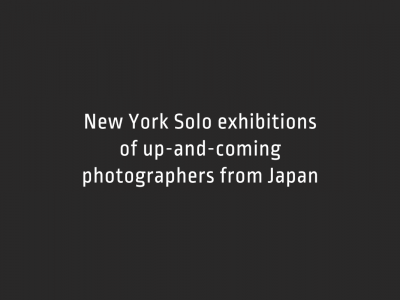 Organizing a solo photo exhibition in NY